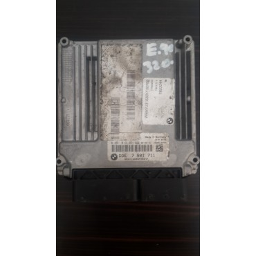 Bmw E90 320 Motor beyini - 0281013251