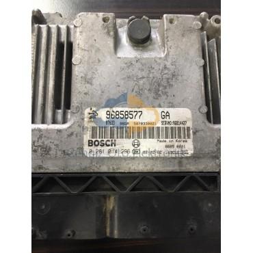 Chevrolet Captiva 2.0 Motor Beyini - 0281014296 - 96858577 GA