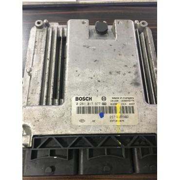 Renault Master 2.3 Dci Motor Beyini - 0281017977 - 237100899R