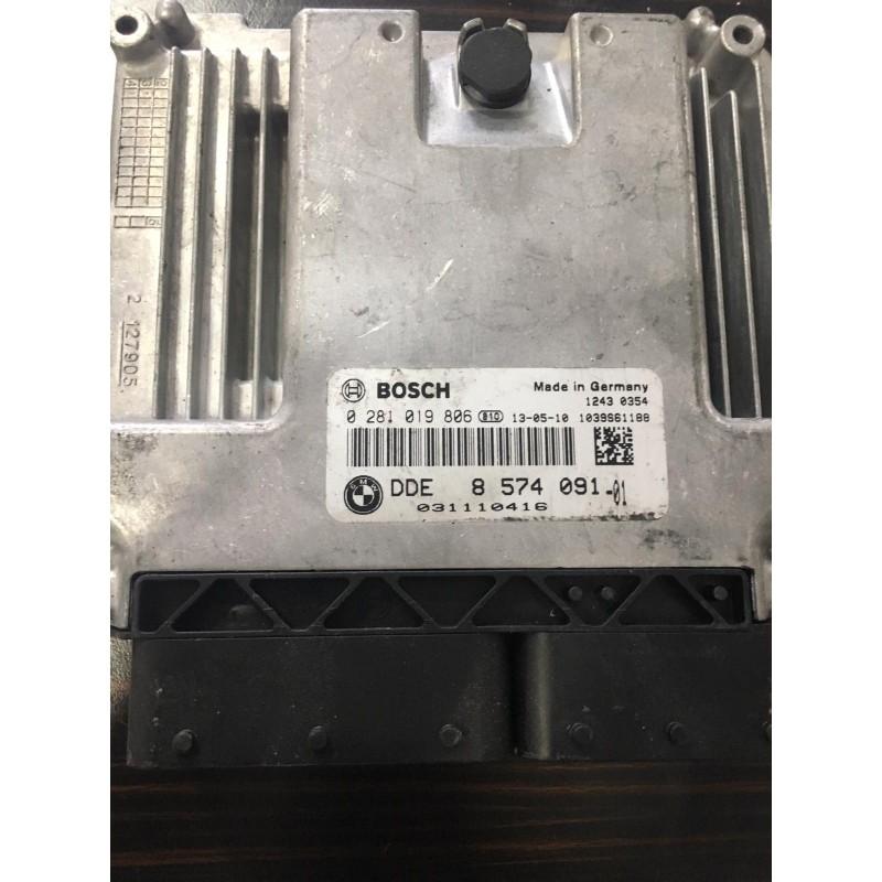 Bmw 5 Serisi F10 Motor Beyini - 0281019806