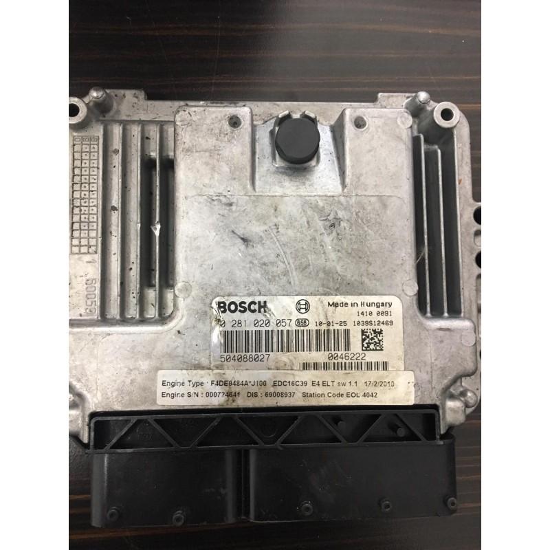 İveco Daily Motor Beyini - 0281020057 - 504088027