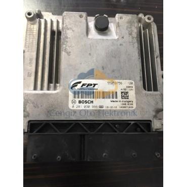 Fiat 500L Motor Beyini - 0281030966 - 55259756