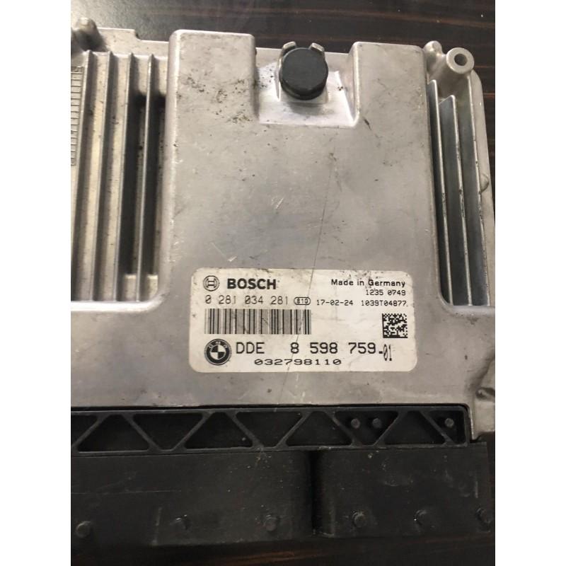 Bmw Motor Beyini - 0281034281 - DDE598759