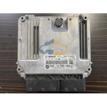 Bmw 1.16 Motor Beyini - 0281031298 - DDE8582280