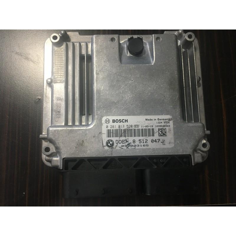 Bmw E90 Motor Beyini - 0281017520 - DDE8512047