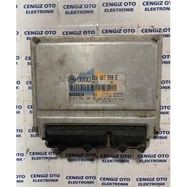 Volkswagen Golf Motor Beyini - 0261204805 - 0 261 204 805 - 8D0907558E - 8D0 907 558 E
