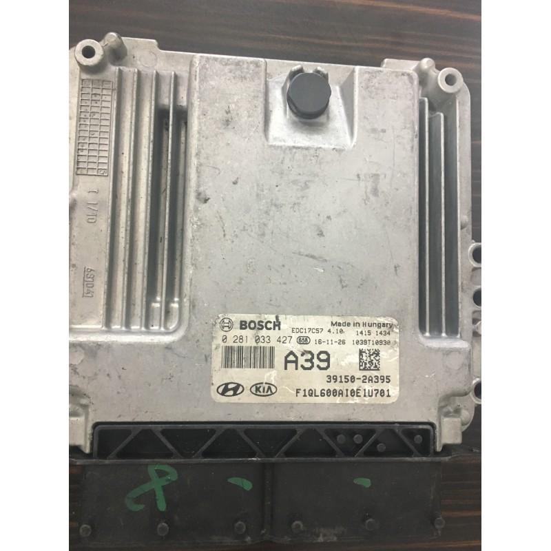 Hyundai Kia Sportage Motor Beyini - 0281033427 - EDC17C57
