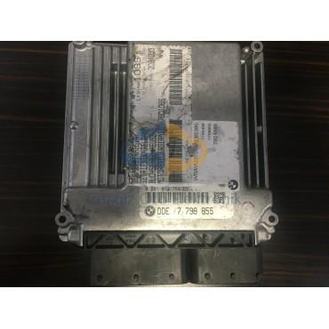 Bmw 2.0 Motor Beyini - 0218012754 - DDE7799855
