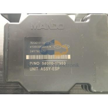 Hyundai Matrix Sıfır Abs Beyini - 58900-17950 - 5WY7608C