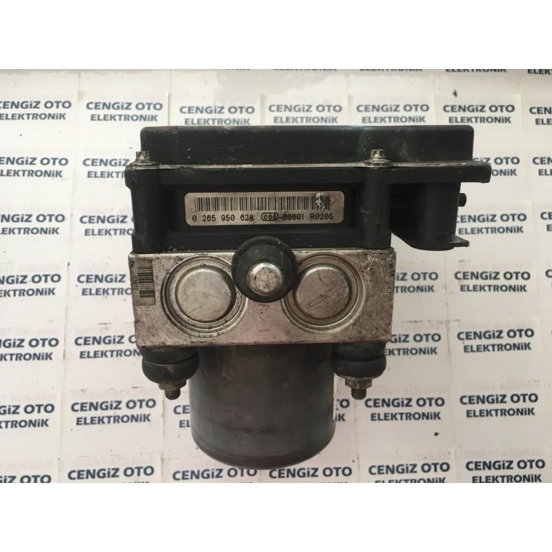 Fiat Punto Abs Beyini - 0265950628 - 68601-R0205