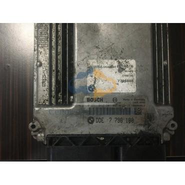 Bmw 320 Motor Beyini - 0281012501 - DDE7798180