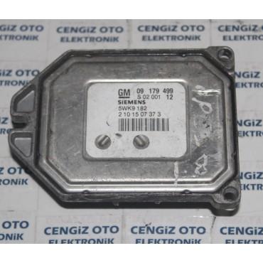Opel Vectra Zafira Motor Beyini - 09179499 - 09 179 499 - S0200112 - 2101507373