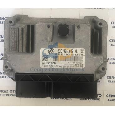 Volkswagen Motor Beyini - 03C906022AL - 0261S04399