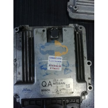 Renault Koleos Motor Beyini - 0281014360 - 23710 - JY08D