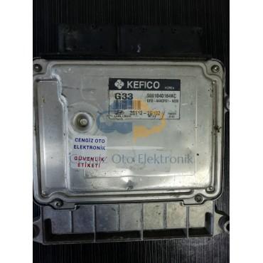 Hyundai İ30 Motor Beyini - 9001040164KC - 30112 - 2B102
