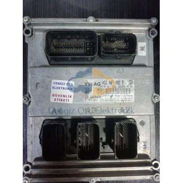 Audi A6 A7 Motor Beyini - 0281031729 - 4G2907401B