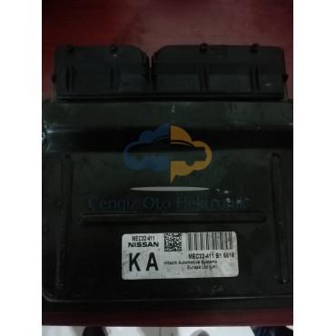 Nissan Almera Tino Motor Beyini - MEC32-411 - MEC32411 B15515