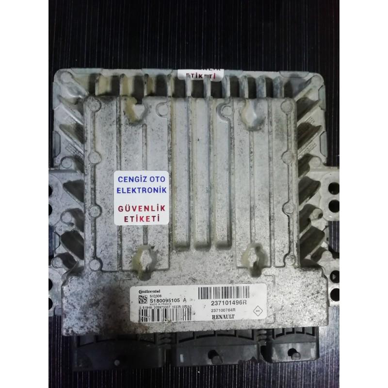 Dacia Duster Motor Beyini - 237101496R - S180095105 A