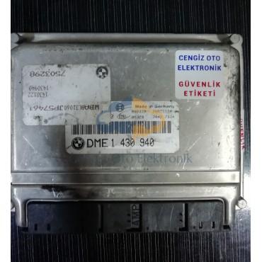 BMW 318 Motor Beyini - 0261209002 - DME 1430940