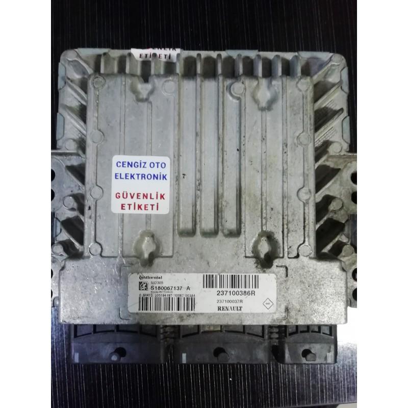 Renault Megane Motor Beyini - 237100386R - A180067137