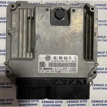 Volkswagen Passat Motor Beyini - 06J906026FK - 06J 906 026 FK - 0261S06066 - 0 261 S06 066