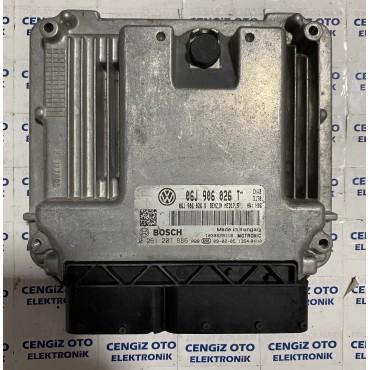 Volkswagen Motor Beyini - 06J906026T - 06J 906 026 T - 0261201886 - 0 261 906 886