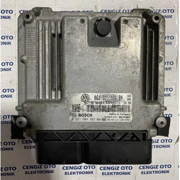 Volkswagen Motor Beyini - 0261S04322 - 0 261 S04 322 - 06J906026BN