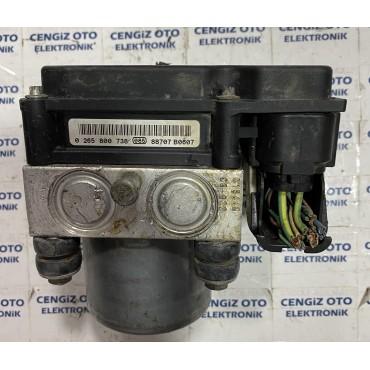 Citroen Berlingo ABS Beyini - 0 265 800 738 - 0265800738 - 88707 B0607 - 88707B0607