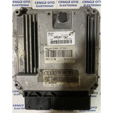 Audi Q5 Motor Beyini - 0261S06949 - 0 261 S06 949