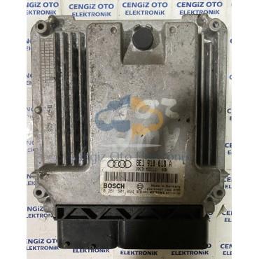 Audi A4 2.0 FSI Motor Beyini - 0261S01024 - 0 261 S01 024 - 8E1910018A - 8E1 910 018 A