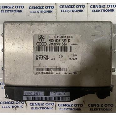 Volkswagen Passat - Audi A4 Şanzıman Beyini - 0265109463 - 0 265 109 463 - 8D0907389D - 8D0 907 389 D