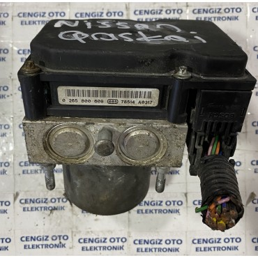 Nissan Qashqaı ABS Beyini - 0265800609 - 0 265 800 609