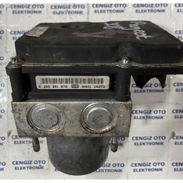 Peugeot 308 - Citroen C4 ABS Beyini - 0265951870 - 0 265 951 870