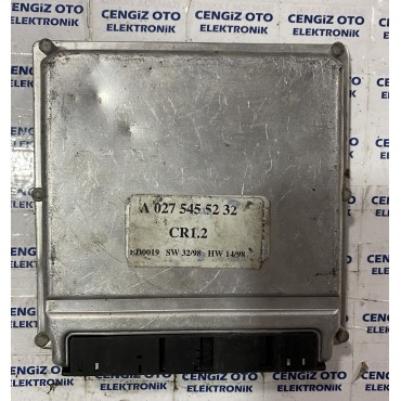 Mercedes Motor Beyini - A 027 545 52 32 - A0275455232