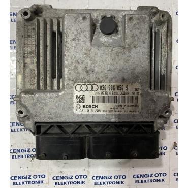 Audi A3 1.9 TDI Motor Beyini - 0281015208 - 0 281 015 208 - 03G906056S - 03G 906 056 S