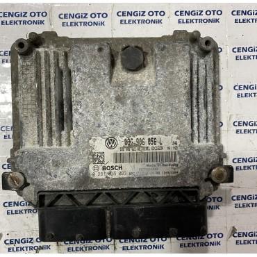 Volkswagen Passat Motor Beyini - 0281015023 - 0 281 015 023 - 03G906056L - 03G 906 056 L