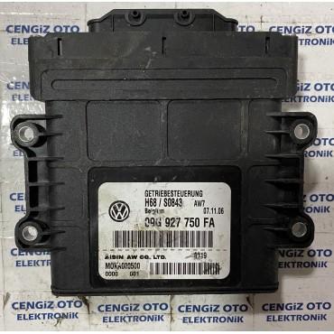 Volkswagen Golf MK2 - Audi - Seat Otomatik Şanzıman Beyini - 09G927750FA - 09G 927 750 FA