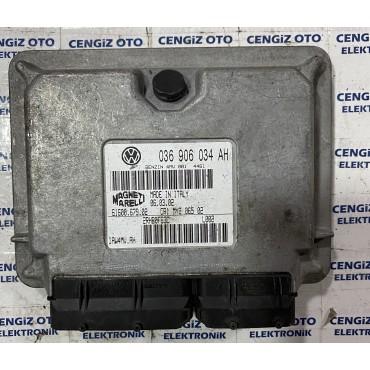 Volkswagen - Seat İbiza 1.4 Motor Beyini - 036 906 034 AH - 036906034AH