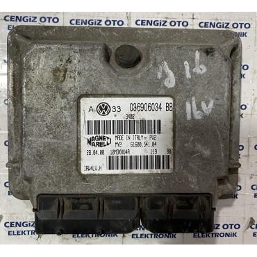 Volkswagen Bora - Golf Motor Beyini - 036906034BB - 036 906 034 BB
