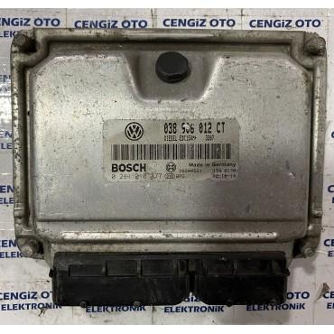 Volkswagen Polo 1.9 Motor Beyini - 0 281 010 377 - 0281010377 - 038906012CT - 038 906 012 CT