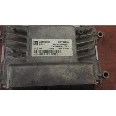 Chevrolet Cruze 1.6 Motor Beyini - 25189683 - 5WY1J07A