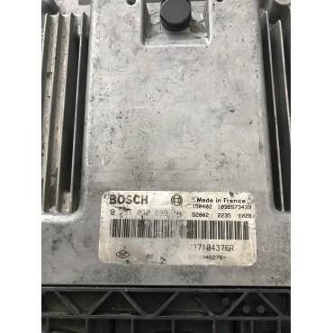 0281030899 - RENAUL CAPTUR 1.5 DCI MOTOR BEYİNİ