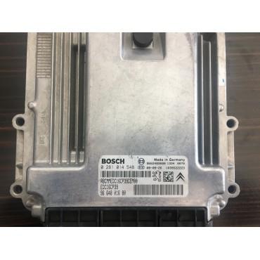 Peugeot 807 2.2 Motor Beyini - 0281014548 - 9664801680