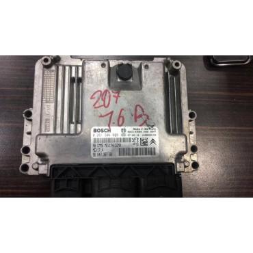 Peugeot 207 Motor Beyini - 0261S04008 - 9646738780 - MEV174
