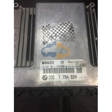 Bmw E46 320D Motor Beyini - 0281011122 - DDE7794624