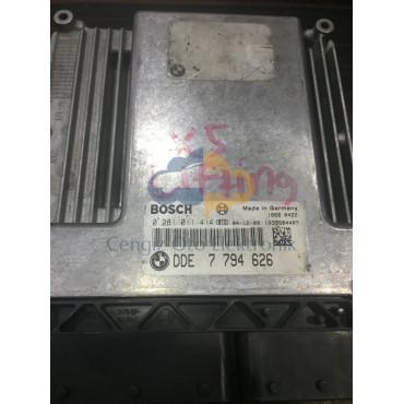 BMW X3 X5  E83 E53 MOTOR BEYİNİ - 0281011414 - DDE7794626