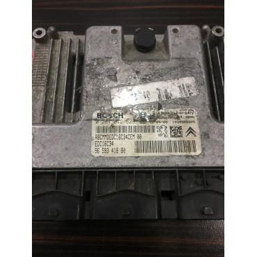 Peugeot 206 Motor Beyini - 0281012528 - 9659341880