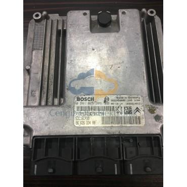 Citroen C5 Motor Beyini - 0281013209 - 9662633480 - EDC16CP39