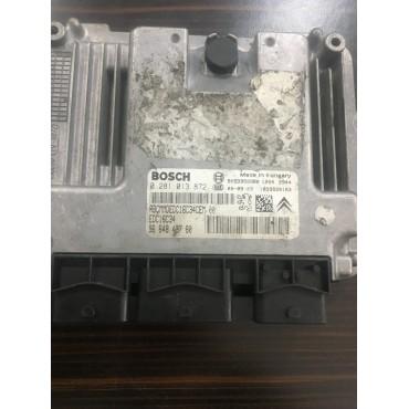 Peugeot 308 Motor Beyini - 0281013872 - EDC16C34