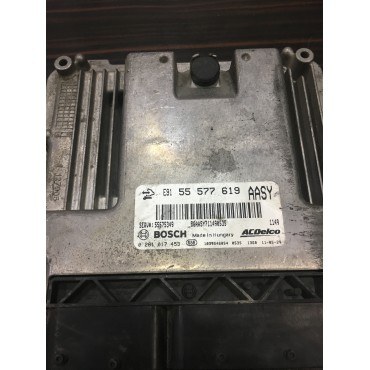 Opel İnsignia 2.0 Motor Beyini - 0281017453 - 55577619